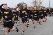 A Brief Look at 2017 3rd Infantry Division Run