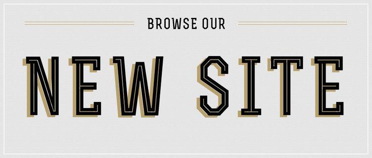 New web site announcement image
