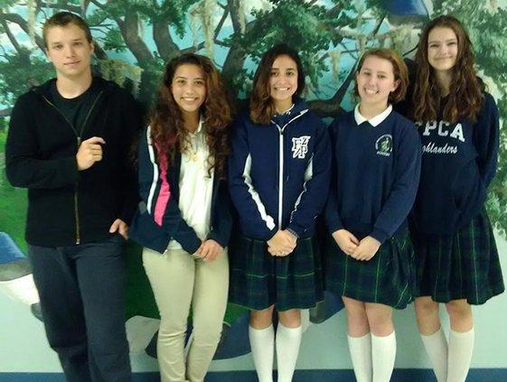 FPCA 2018 literary team