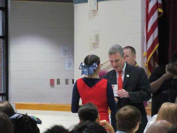 prize recipient Carter