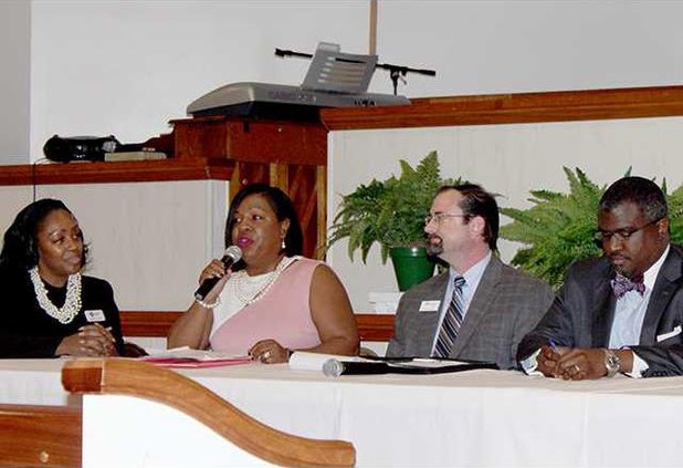 NAACP 2018 Professional Panel