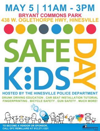 Kids Safety Day