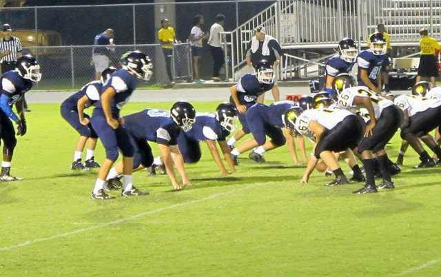 Blue Tide Football pic for 8-20 paper