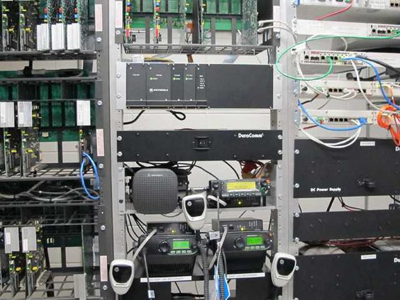 EMA-911 open house - equipment