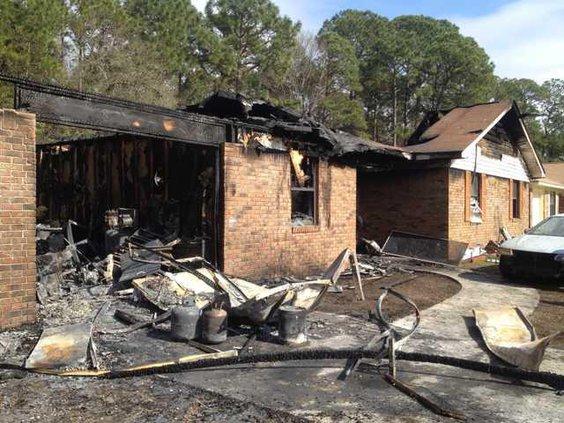 0127 House fire