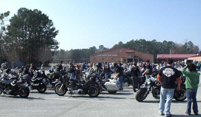 0227 Bikers fundraiser