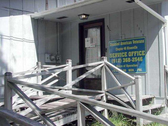 0823 DAV office exterior