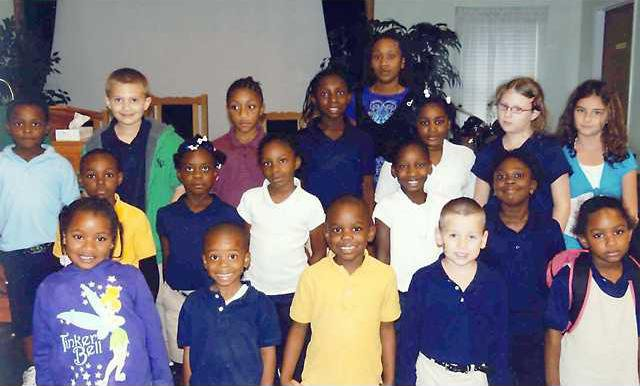 1106 daycare honor roll kids