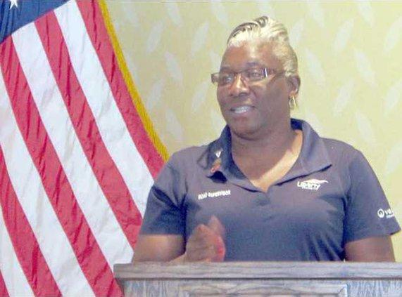 Arlene White Liberty Transit System supervisor