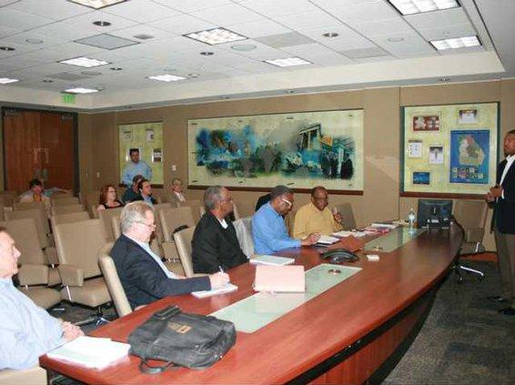 BIZ LCDA Planning Session