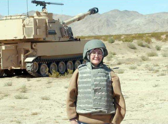Column day 3 -army Denise 10-14