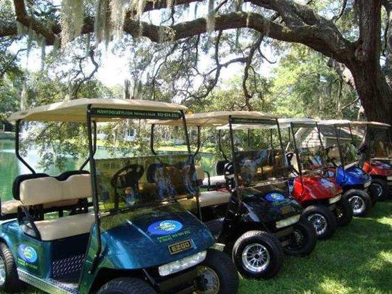 GolfCarts
