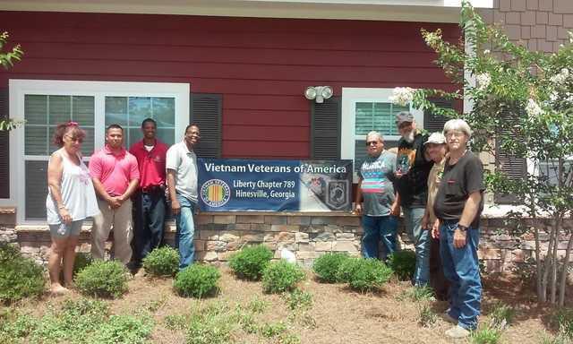 HHA Veterans Hand-N-Hand Project