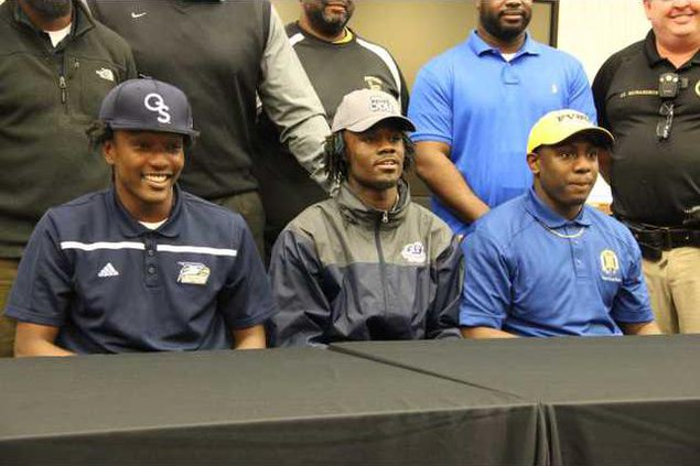 LCHS signings