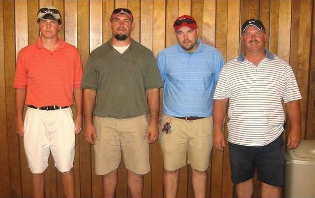 Long Golfers