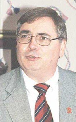 Thomas Jones  AASU prexy