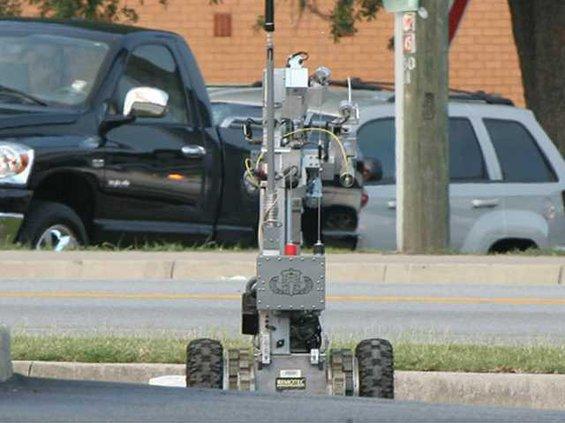 webBomb robot