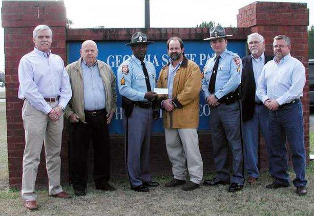 0204 Sheriffs donation