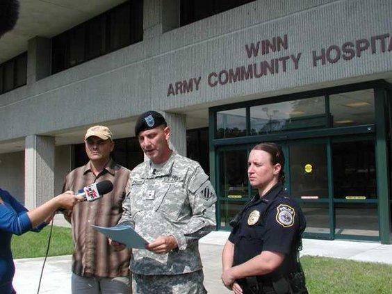 0908 Army hospital gunman