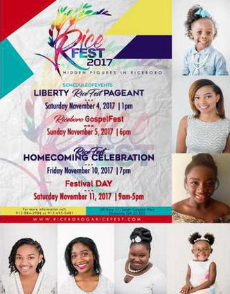 2017 RiceFest Pageant