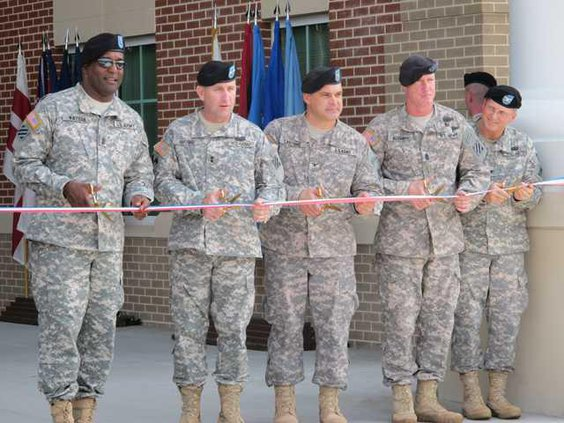 4th brigade ribbon cutting pics 016