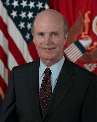 Army Sec Pete Geren