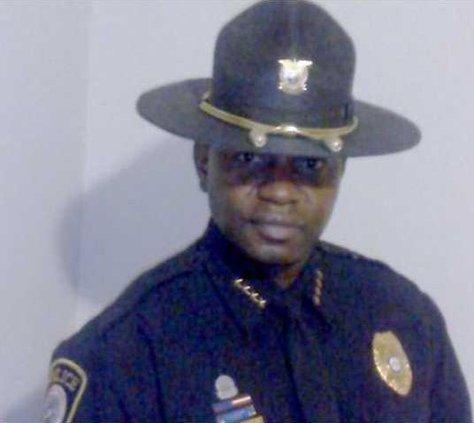 Bernie Quarterman Wville chief