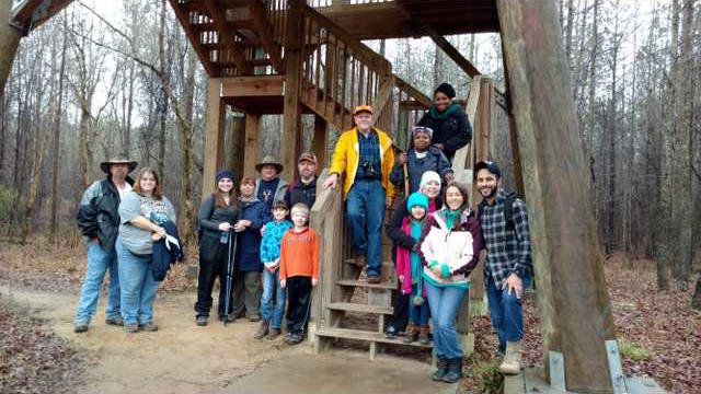 Chattahoochee Bend SP First Day Hike 2017