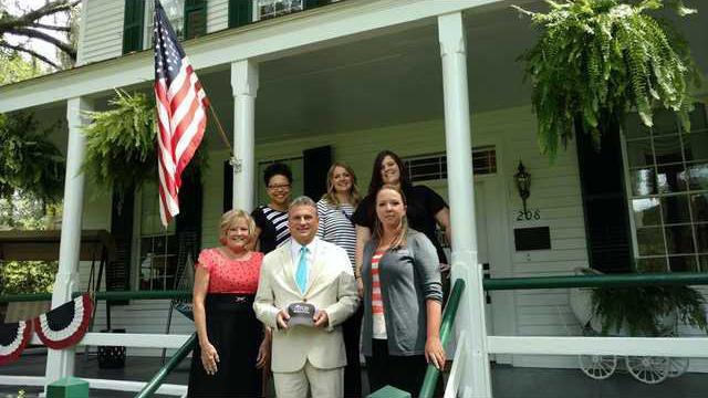 Congressman Carter Visits ChamberCVB