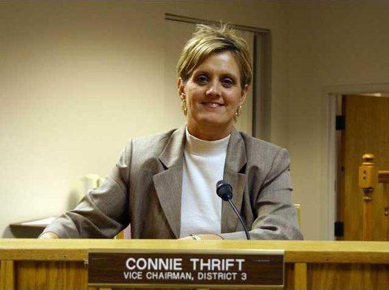 Connie Thrift