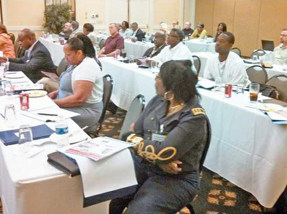 Countywide planning workshop