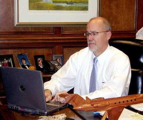 Eric Johnson Office 2