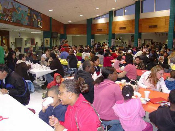 FLE Cookoff crowd