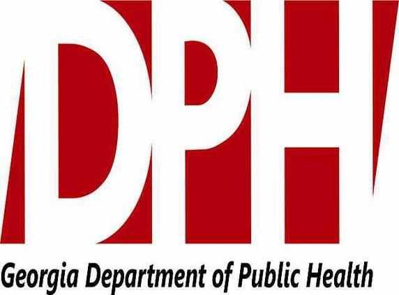 GA Dept Public Health logo