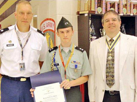 Hurst SAR honor