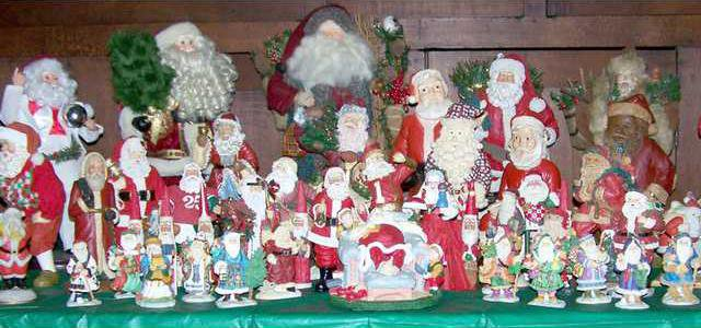 LIFE santas at dorchester