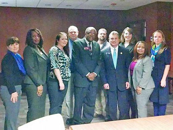 Leadership Liberty Capitol Photo Op