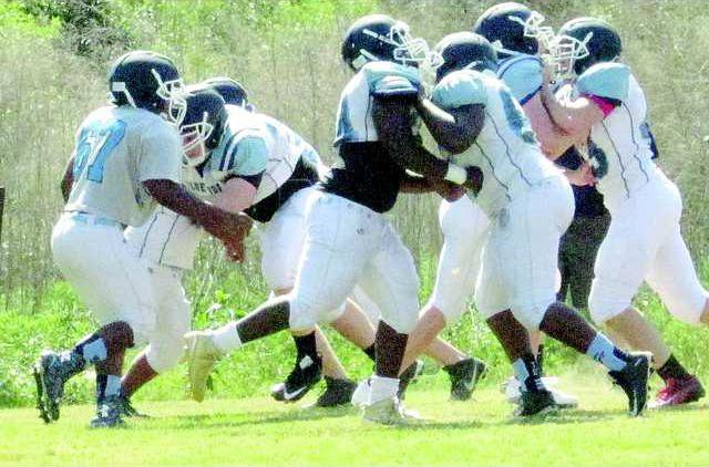 Long Co to Have Football Scrimmage on Friday