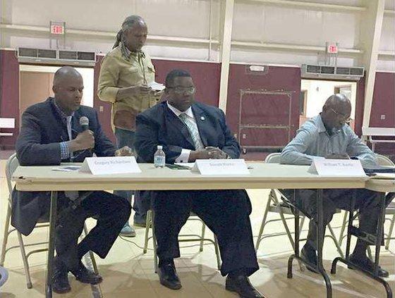 Mayoral candidates original
