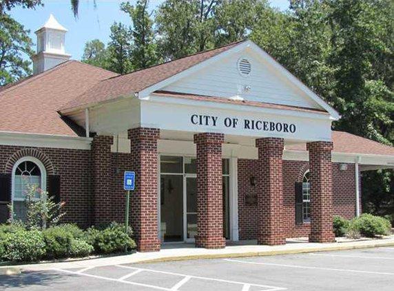 Riceboro City hall