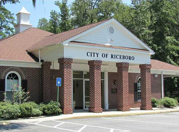 Riceboro City hall