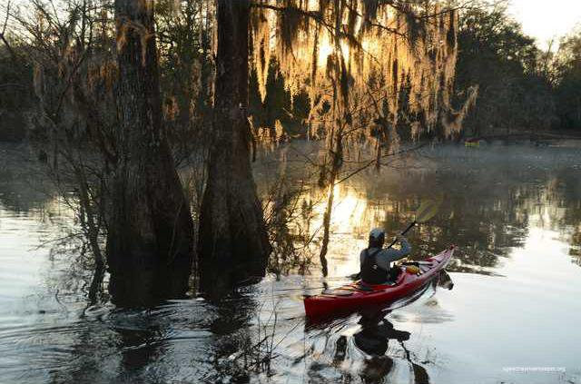 Sept Paddle Trip