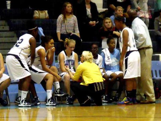 The Lady Tide had no answers for McIntosh County