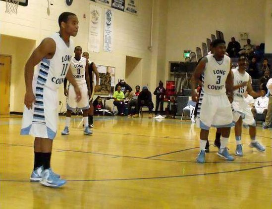 Though the Blue Tide put up 35 pts in the final period it wasnt enough loosing 83-70 to Wayne Co