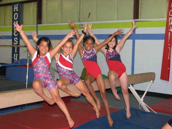 YMCAGymnasts