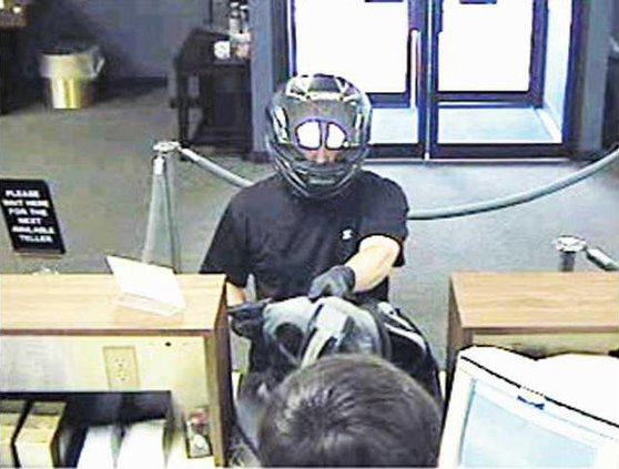 bank suspect