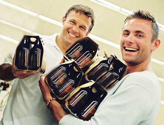 buying beer