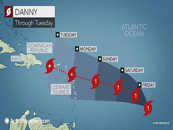 danny hurricane