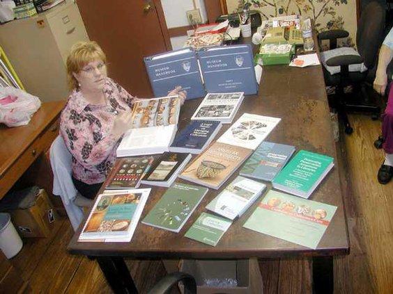 grant books
