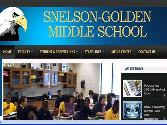 snelson-golden website
